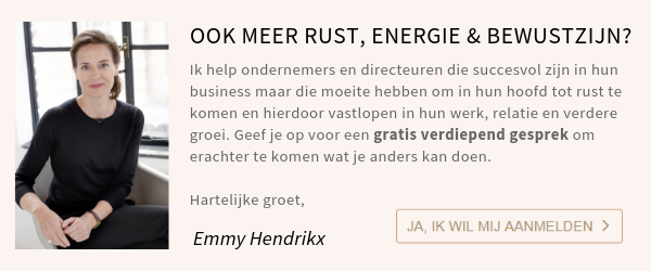 Emmy Hendrikx - High-End Coaching voor Ondernemers