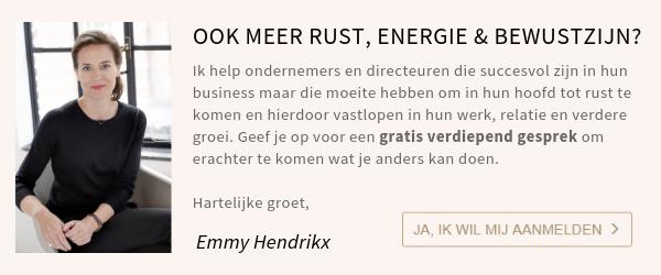 Emmy Hendrikx - High-End Coaching voor Ondernemers